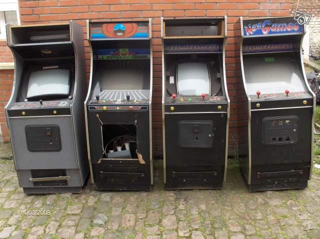 Projet borne d arcade - Borne d arcade maison ...